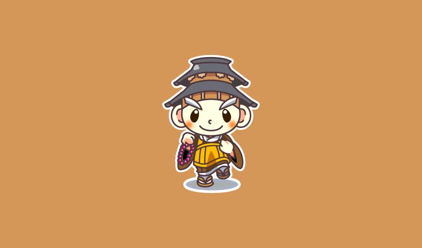お寺イメージキャラクター